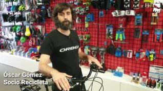 Aprende a ajustar el manillar y los mandos de tu bici para sacarle mayor partido.