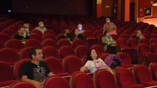 El Festival Internacional de Cine de Huesca, el primero en abrir en Europa tras la pandemia