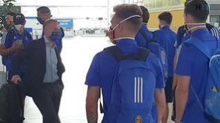 El Real Zaragoza vuela ya a Lugo