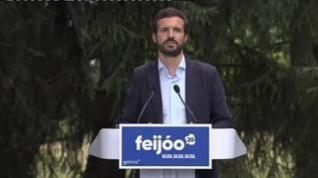 """Casado pide al Gobierno que diga """"la verdad"""" sobre el número de muertos por Covid-19 en España"""