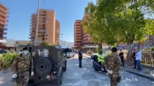 Italia confina un municipio cerca de Nápoles por 49 positivos en coronavirus