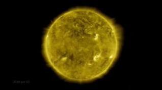 La NASA muestra la evolución del Sol a lo largo de los últimos 10 años