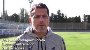 """Rodríguez Loreto: """"Queremos dar una nueva alegría a la afición"""""""