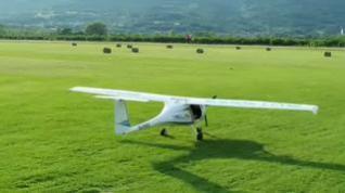 Desarrollan el primer avión totalmente eléctrico con certificado para volar