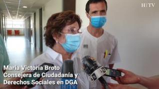 """María Victoria Broto: """"Mantendremos un Centro intermedio en cada provincia"""""""