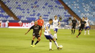 Fotos del partido Real Zaragoza-Huesca en La Romareda