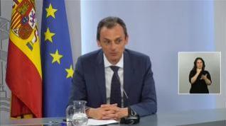 """Pedro Duque: """"España tendrá capacidad de fabricar vacunas para humanos en unos meses"""""""