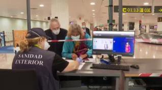España refuerza las medidas de seguridad ante la apertura de fronteras