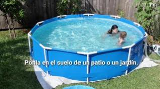 Algunos consejos a la hora de instalar una piscina portátil