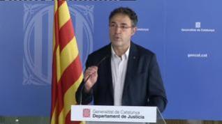 Las prisiones de Cataluña proponen el tercer grado para los presos del procés