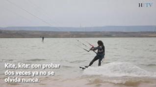 La Loteta, el refugio interior del mejor kitesurf