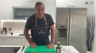 Cocina con Segarra: Ensalada templada de espinacas