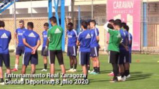 La lista de citados de Víctor Fernández para el viaje a Canarias se compone de 21 futbolistas