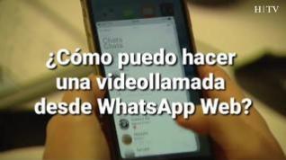 Whatsapp permite hacer videollamadas de hasta 50 persona a través de Whatsapp Web. Te contamos cómo hacerlo.