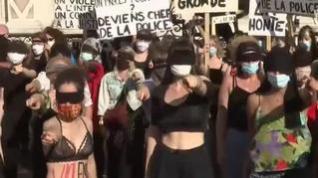 Protesta en París contra el nuevo ministro del Interior, acusado de violación