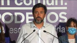 Galicia en Común se queda fuera del Parlamento gallego