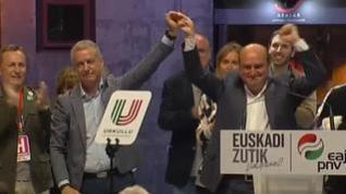 El PNV domina el tablero político postcoronavirus en Euskadi