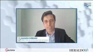 """Ramón Piñeiro: """"El proyecto de motocicletas eléctricas ha sido una solución limpia, verde y baja en emisiones"""""""