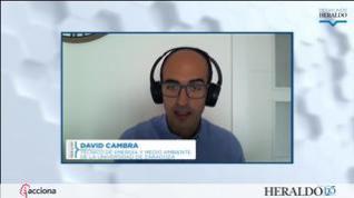 """David Cambra: """"La movilidad es clave"""""""