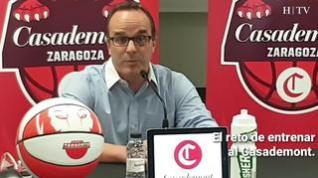 """Diego Ocampo: """"Mis objetivos son divertir, mejorar y rendir como equipo"""""""