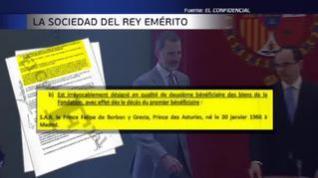 Felipe VI informó al Gobierno en 2019 de la fortuna en Suiza del rey emérito