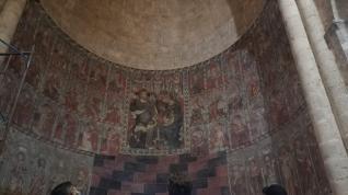 Retablo de San Miguel en Daroca