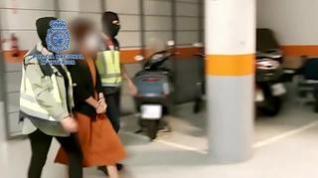 Detenida en Hernani Itxaso Zaldúa por colaborar en el asesinato del aragonés Manuel Giménez Abad