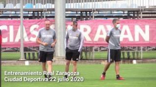 El Zaragoza se rearma para el 'play off'