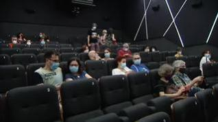 El cine se convierte en una forma de ocio segura, según un estudio