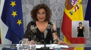 """Montero:  """"España es un destino incomparable y seguro"""" para los turistas europeos"""