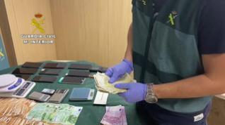 Desarticulada una banda de tráfico de drogas con 19 puntos de venta en Huesca