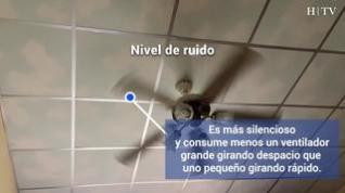 Necesito un ventilador, ¿Cuál es el adecuado?
