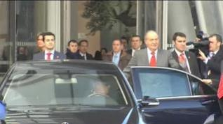 Zarzuela no desvela por ahora el país en el que residirá el rey Juan Carlos