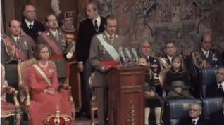 Trayectoria del rey emérito, Juan Carlos I
