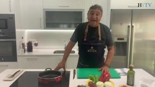 Cocina con Segarra: Caracoles con salsa de tomate