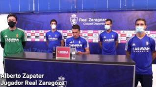 Duro comunicado de los jugadores del Real Zaragoza, en boca de los capitanes