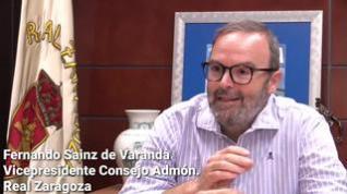 """Sainz de Varanda: """"Se está tratando de predeterminar el resultado del campeonato"""""""