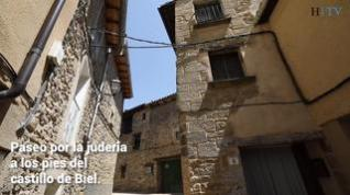 Biel y Alfonso I, una relación fortificada
