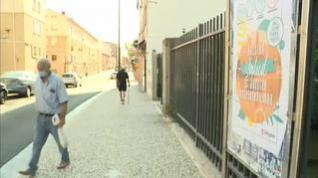 El barrio Oliver de Zaragoza lanza una campaña de concienciación contra la covid