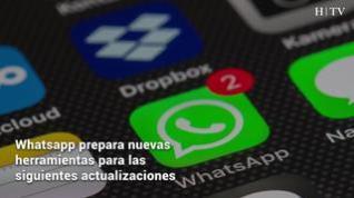 ¿Has actualizado Whatsapp? Puedes beneficiarte de las nuevas novedades