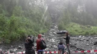 Tres barranquistas españoles mueren y uno está desaparecido en Suiza