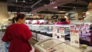 Alerta en China tras detectarse trazas de coronavirus en alimentos congelados