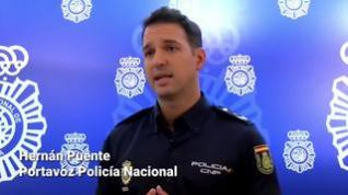 Declaraciones de la Policía Nacional sobre el crimen de Jaca-Benidorm