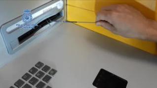 La Policía Nacional detecta una nueva modalidad de estafa en cajeros automáticos