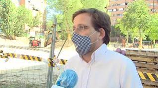 Martínez Almeida critica que la Delegación del Gobierno no actuase en Colón