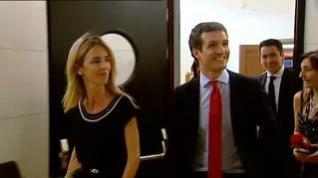 El PP destituye a Álvarez de Toledo y Almeida será el nuevo portavoz nacional