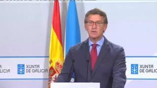 """Galicia impone la mascarilla obligatoria para profesores y alumnos """"en todo momento"""""""