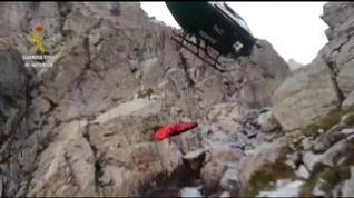 Hallado muerto un montañero de Huesca en el fondo de un barranco en Panticosa