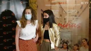 'Las niñas', dirigida por Pilar Palomero, se preestrena en los cines Palafox