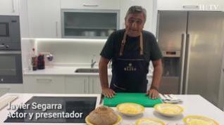 Cocina con Segarra: Fondue de queso en pan